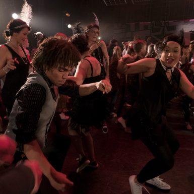Dance.fi osallistui skaboihin ruotsissa